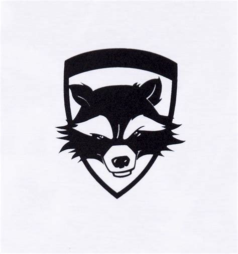 White Guardians Of The Galaxy Rocket Raccoon T-Shirt With