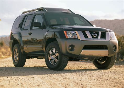 Nissan Xterra SUV Of The Year | Top Speed