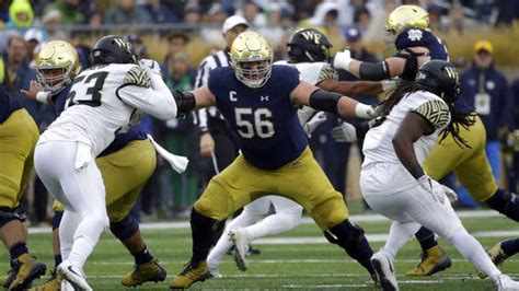 Quenton Nelson NFL Draft 2018: Scouting Report for