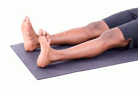 Inversion-Eversion with Knee Extended - Vissco Healthcare