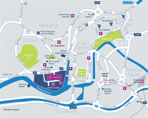 Harbourside Bristol: Office, Retail and Leisure