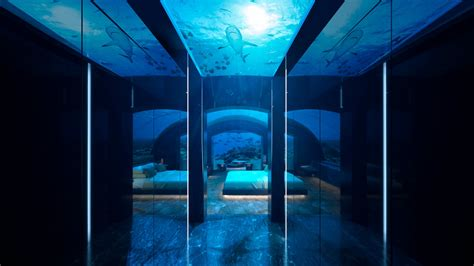 An Underwater Bungalow Is Opening At Conrad Maldives