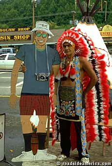 Chief Henry, World's Most Photographed Indian (Gone