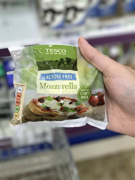 Let's take a look at Tesco's new lactose free & dairy free