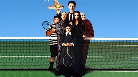 Addams Family Reunion: The Sequel That Time Forgot   Den