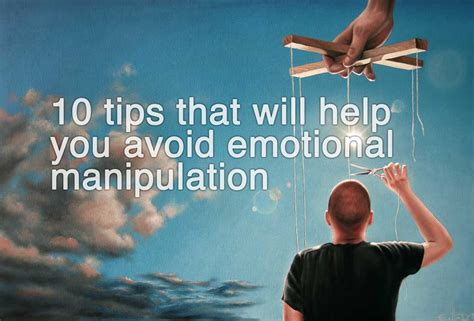 Quotes About Emotional Manipulation