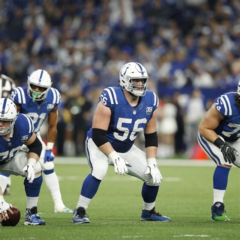 Ford Offensive Line of the Week: Indianapolis Colts Win