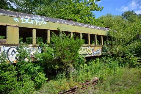 Beautiful Spooky Abandoned Places In New Jersey