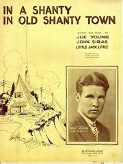 Fritinancy: Word of the week: Shanty (or is it chantey?)