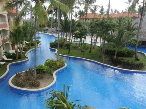Lazy River Pool - Picture of Majestic Elegance Punta Cana