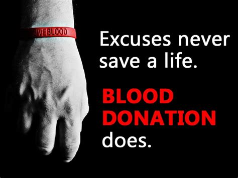 Blood Donation Quotes In English