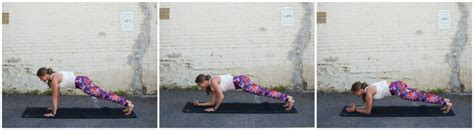 10 ways to sculpt your arms without weights | nourish move