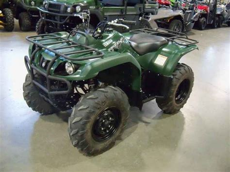 Used 2014 Yamaha Grizzly 350 Auto