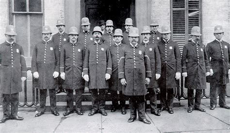 Policing Urban America in the Gilded Age (1876-1930) Essay 4