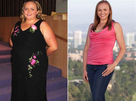 Amanda Learned To Enjoy Exercise And Lost 135 Pounds - The