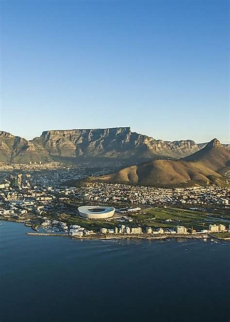 Table Mountain, South Africa - Unique Places around the