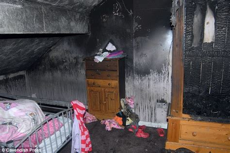 Mother who lost four children in fatal blaze started by