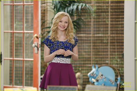 'Liv & Maddie's Liv Might Lose Her Voice, Star Dove