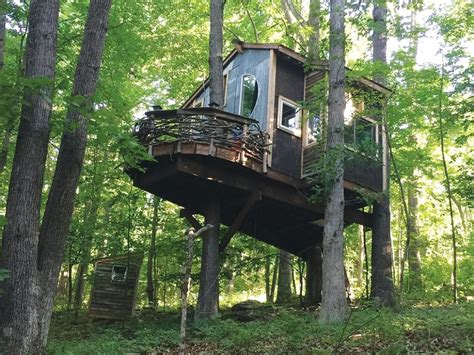 4 Epic Treehouses Near DC You Can Rent for a Memorable