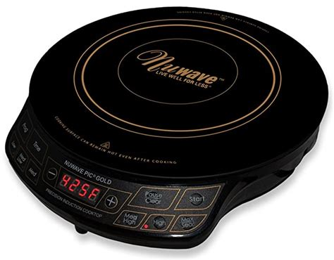 The Best Nuwave Induction Cooktop Platinum - Home Previews