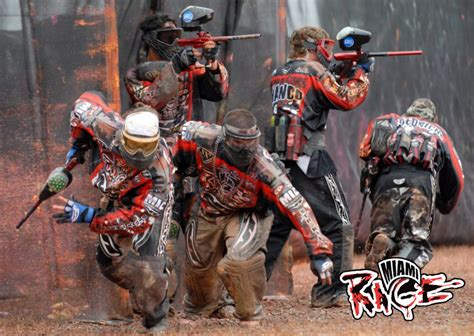 Where in the world is Miami Rage? - Pro Paintball Gear