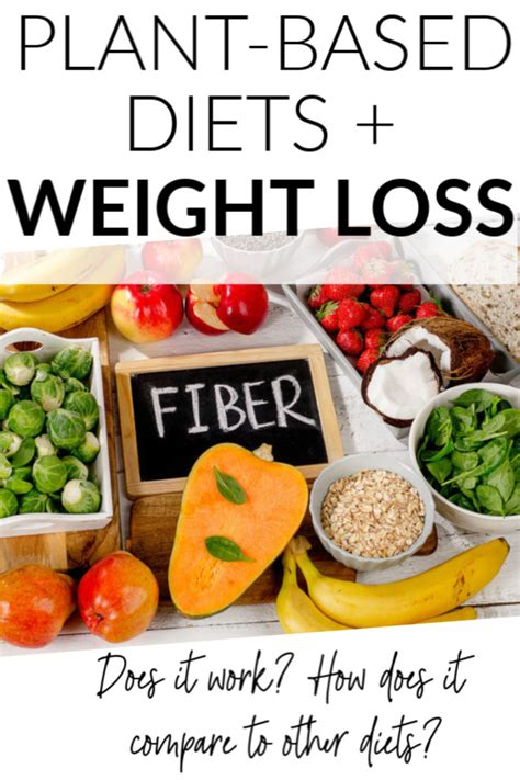 Do Plant-Based Diets Help With Weight Loss?
