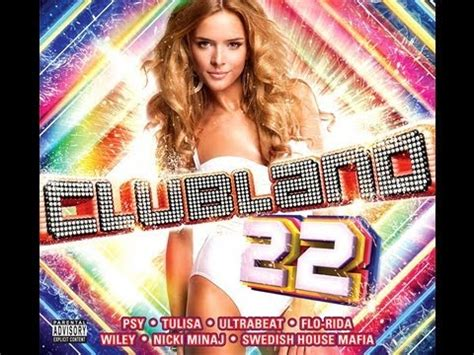 Clubland 22 Megamix - 3 CDs of the Biggest Tracks Straight