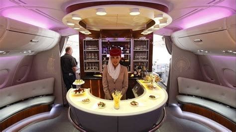 The Most Luxurious First Class Airlines | First class
