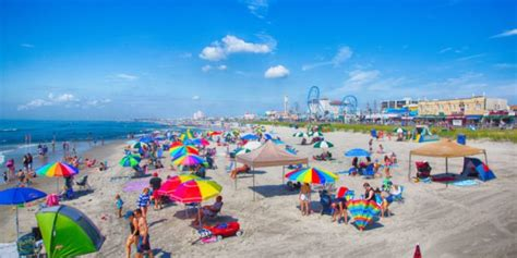 The 5 Best Beaches in New Jersey to Enjoy Beach Vacation