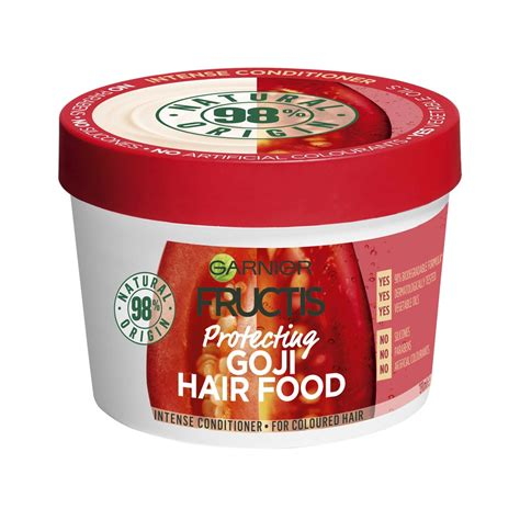 Buy Hair Food Protecting Goji for Coloured Hair 390 mL by