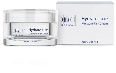 Obagi Hydrate Luxe with Packaging - Dermoperfection