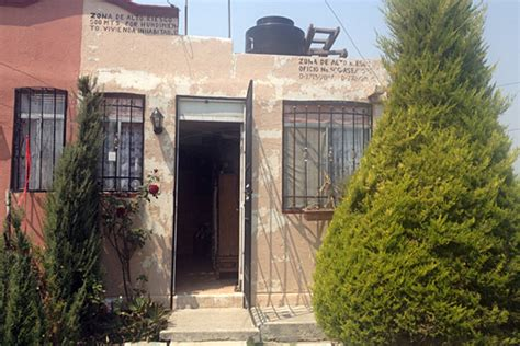 In Mexico, low-income homeowners watch their dreams