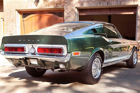 For Sale: Refurbished 1968 Shelby GT350 Could Be Yours