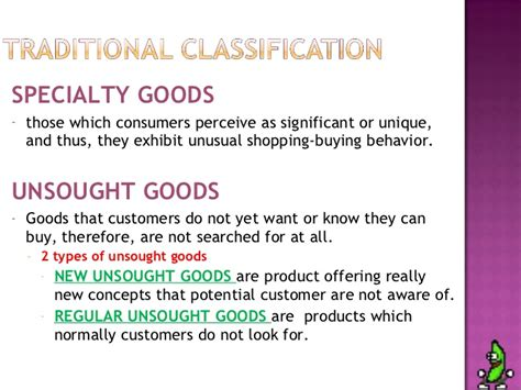 Marketing Consumer And Industrial Goods