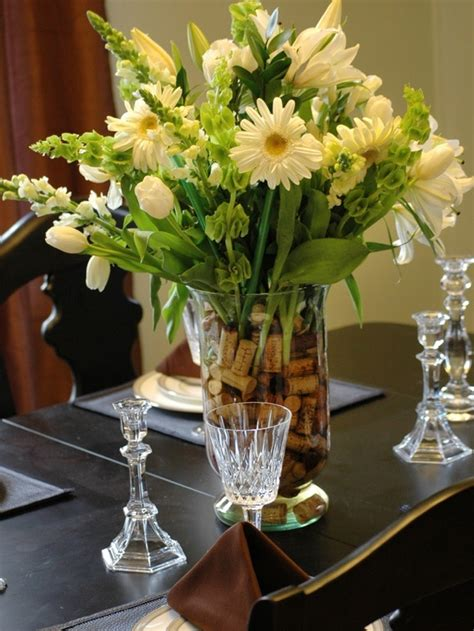 Exquisite Dining Room Table Centerpieces – For A Complete