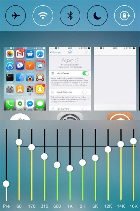 EqualizerEverywhere Tweak Adds System Wide Equalizer to