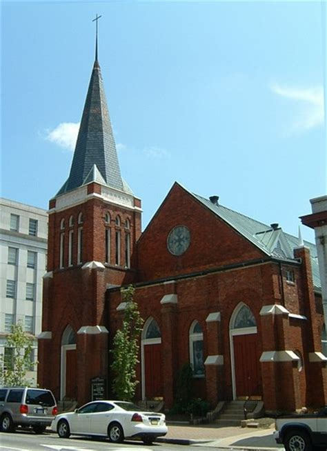 First Baptist Church, Raleigh, North Carolina - This Old