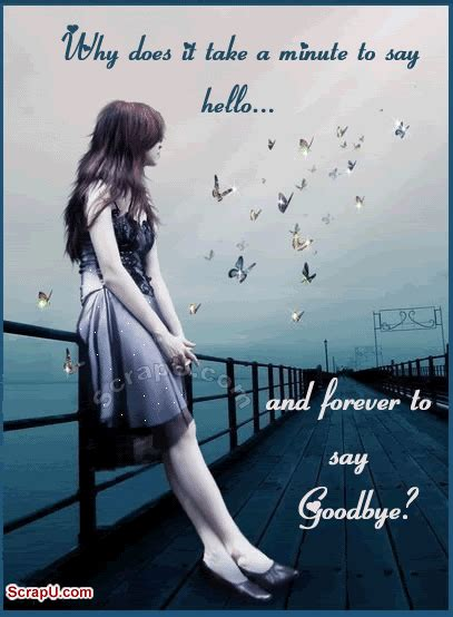 Goodbye - 2 Images & Pictures Goodbye - 2 Status Sms