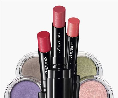 Shiseido Spring 2015 Makeup Collection - Beauty Trends and