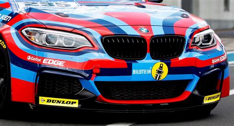 2014 BMW M235i Wearing Art Car Warpaint for Upcoming