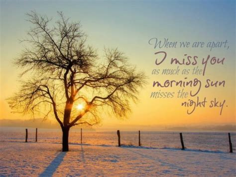 60 I Miss You Quotes for Him   herinterest