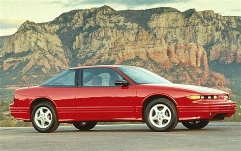 Used 1996 Oldsmobile Cutlass Supreme Coupe Review   Edmunds