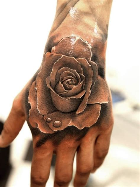 40 Hand Tattoo Ideas To Get Inspire – The WoW Style