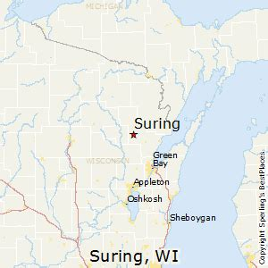 Best Places to Live in Suring, Wisconsin