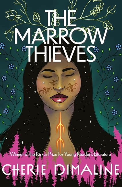 Rachel Recommends: The Marrow Thieves by Cherie Dimaline
